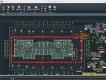 CAD算施工图建筑面积简易算法