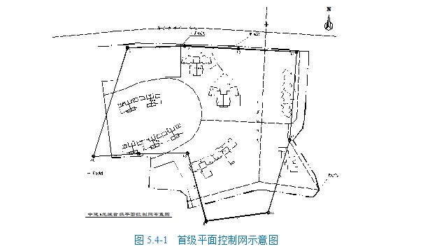 高层测量放线施工方案(图文)_2