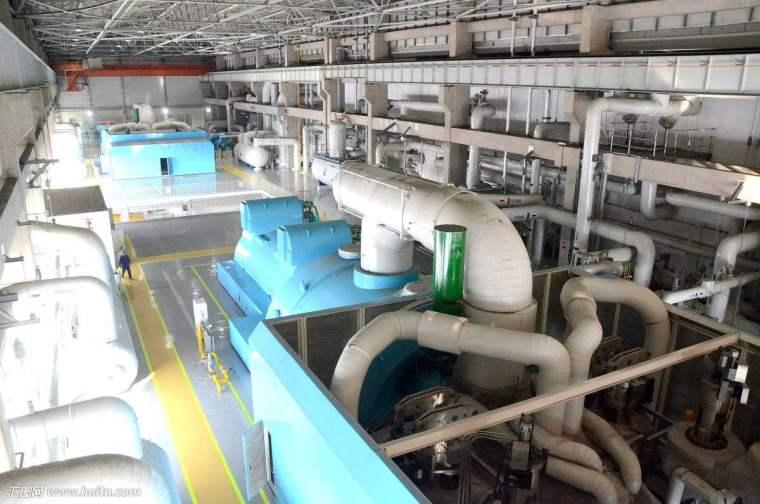 某发电厂二期扩建工程施工组织设计方案