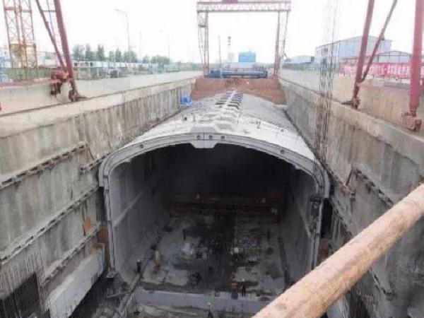 北京城建将预制装配式工法应用于地铁车站建设!
