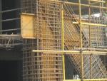 复杂建筑结构大体量无孔眼、无明缝饰面清水混凝土施工工法