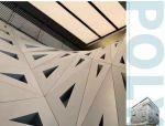 横琴保利中心大堂复杂几何结构的数字化设计与建造