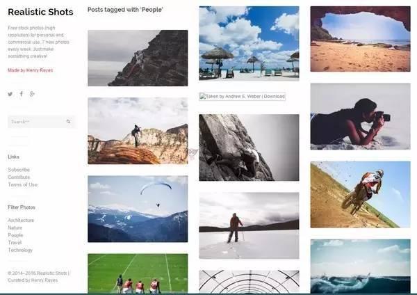 你要的,最全设计师图片素材网站!