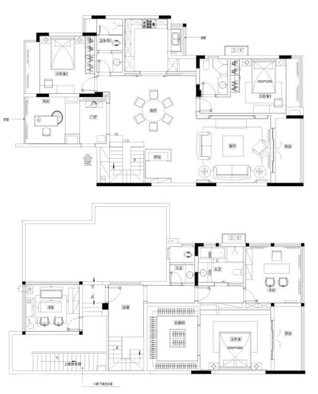 设计师厉害了,旧房改造精致美式设计,简直一见倾心!!