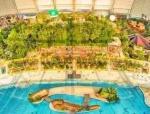 欧洲竟然还有这么好玩的水上乐园?