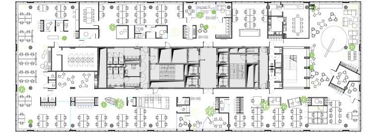 #办公空间设计案例#波兰MediaCom总部办公室-019-MediaCom-Warsaw-by-Workplace