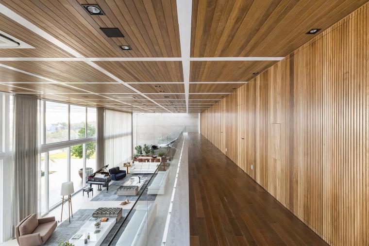 结构与空间融合的JardimdoSol住宅-33
