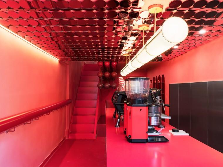 上海JOYBOX–105Cafe餐饮空间