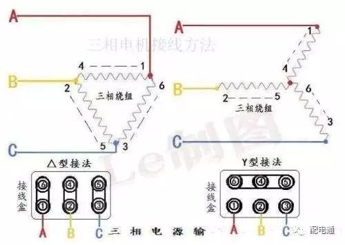电动机星三角启动电路图解析