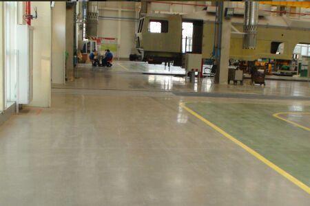 混凝土地坪硬化剂的优势和实用性
