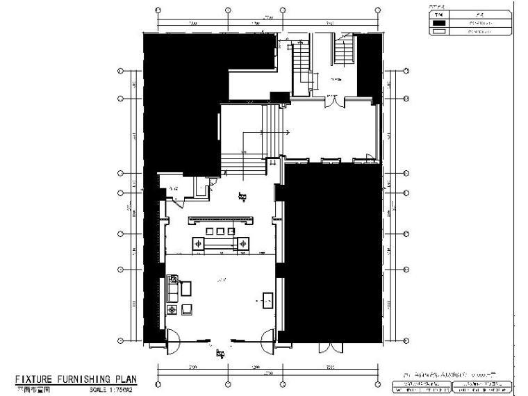 [重庆]最新!某办公大厅深化设计施工图