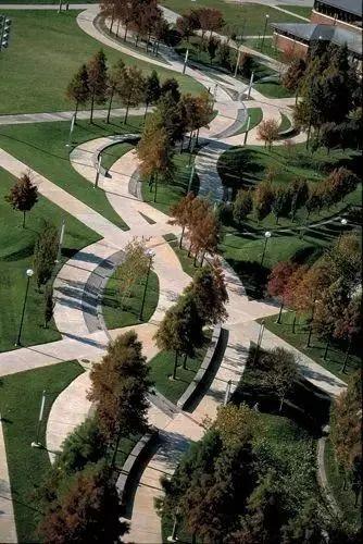 """园林路径设计的那些""""套路""""!_26"""