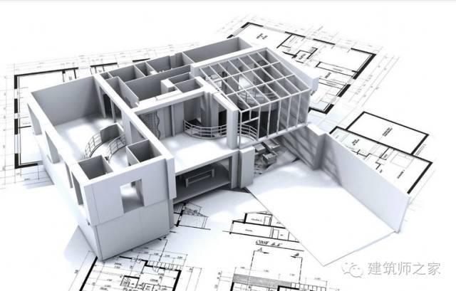 新手如何画建筑施工图
