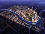 [辽宁]超高层地标性行政中心及文化商务中心建筑设计方案文本