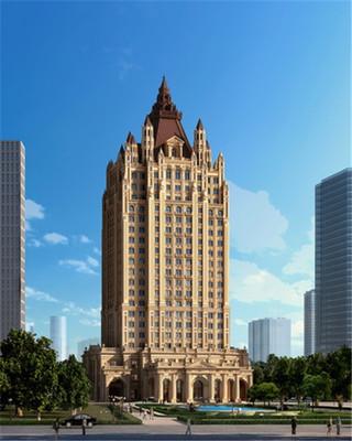 珠江新城酒店大震弹塑性分析(ABAQUS建模)