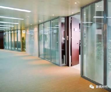 u型玻璃槽资料下载-玻璃隔墙工艺解析