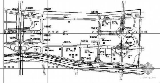 [广州市]某广场地区城市设计方案