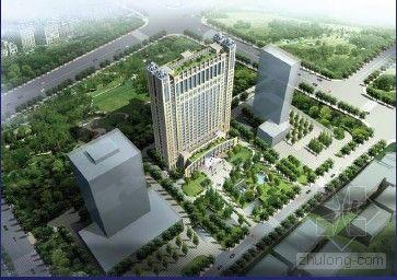 杭州市某科技示范工程绿色建筑技术措施