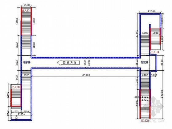 [硕士]穿越既有公路矩形顶管法施工关键技术研究(53页)