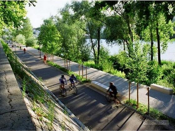 [浙江]城市群生态绿道试验段景观修建性详细规划方案