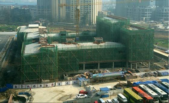 国家大型一级建筑施工企业项目施工管理手册(2015版)