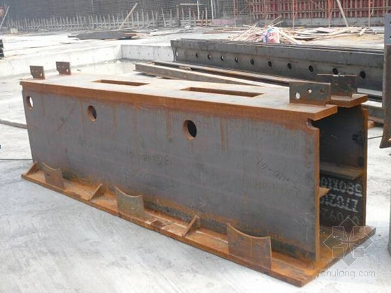 超厚钢混凝土组合结构空心楼板施工技术汇报