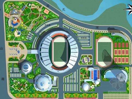 [新余]广场景观设计方案