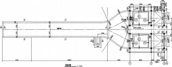 [山西]框架通风井机房结构图(含计算书)