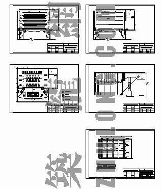 舞台灯光音响工程初步设计方案图