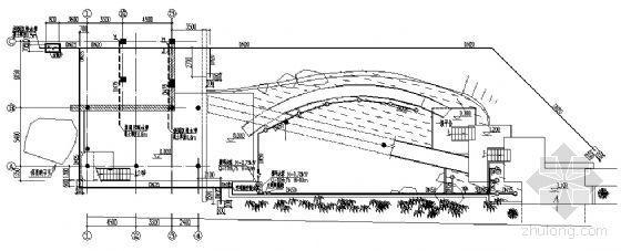 深圳园博园景点方案及施工图全套-2