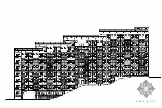 湖南某大学生宿舍建筑水电施工图