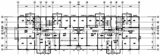 [安徽]十六层商住楼泛光照明工程电气图纸
