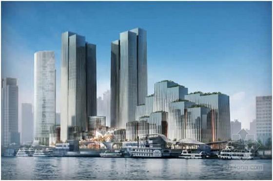 [上海]42万平金融中心空调通风全套施工图纸543张(国内顶级设计院 大样图丰富)