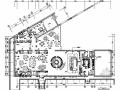 [北京]时尚豪华酒窖装修设计CAD施工图