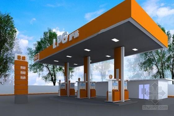 [陕西]液化天然气加气站工程预算书(附全套图纸工程量清单计价)
