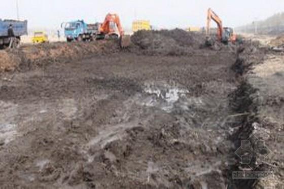 软土换填高填方路基试验段填筑施工方案