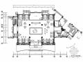 [甘肃]某高档新城售楼部全套施工图(含效果实景)