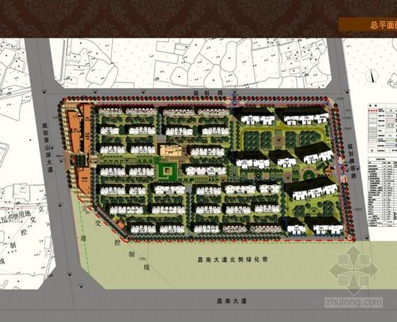南昌市某生活区建设工程管理策划