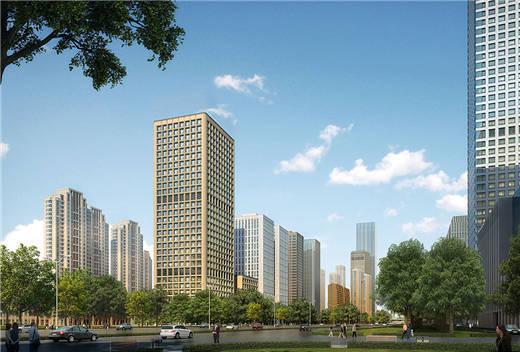 天津大型住宅配电室系统图