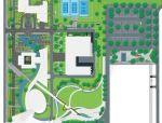 聊城东阿阿胶生物科技园(厂区)景观设计
