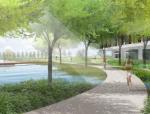 [浙江]某高中校园景观概念规划景观设计景观方案景观文本.