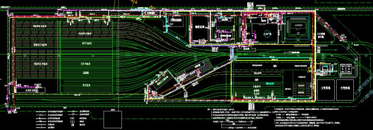 2016年设计际城铁路车辆段与综合基地初步设计图纸全套335张(建筑结构工艺设备,概算)_12