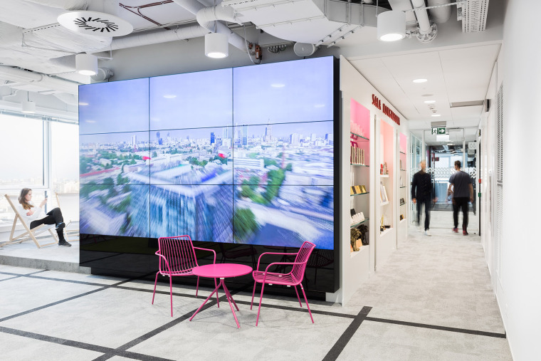 #办公空间设计案例#波兰MediaCom总部办公室-010-MediaCom-Warsaw-by-Workplace