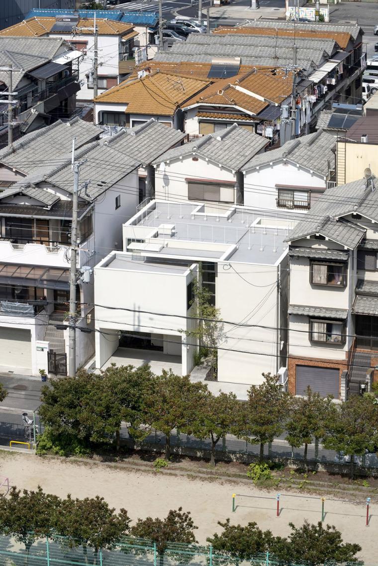 大阪夹缝住宅-2