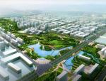 【吉林】长春净月经济开发区西部新区综合公园景观方案|NITA