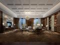 10套混搭、日式、北欧风格宾馆套房3D模型合集