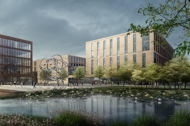 德国建筑大师操刀,西湖大学规划概念性方案设计惊艳亮相!_11