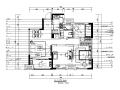 现代样板房CAD施工图(含效果图)