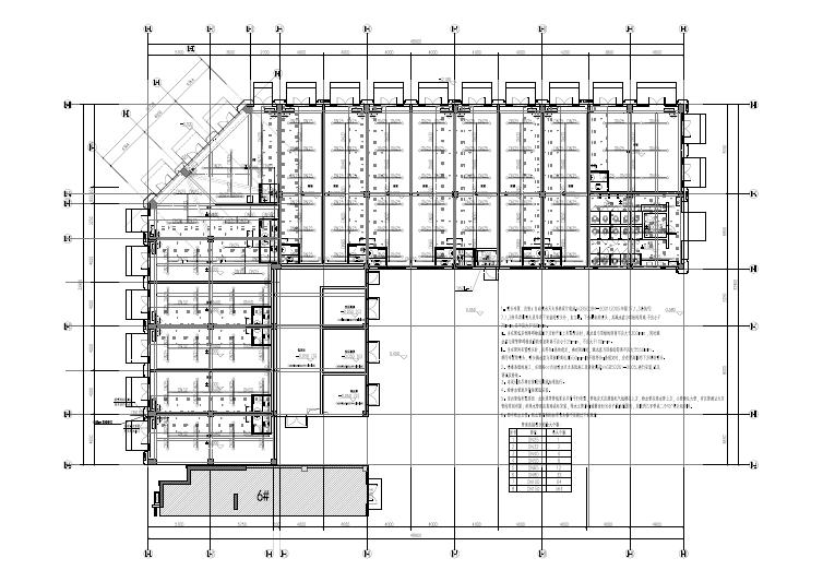 [深圳]住宅小区项目给排水施工图
