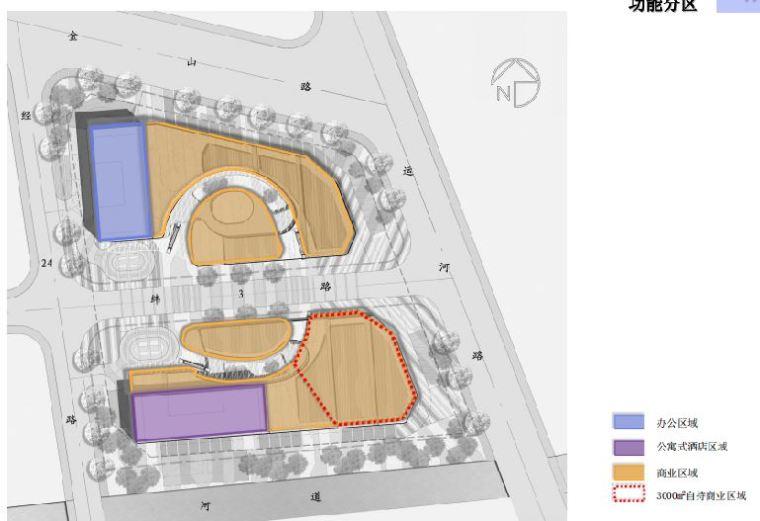 [苏州]高嘉商务广场商业办公建筑规划设计方案文本_7